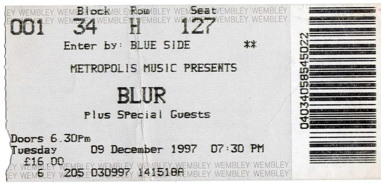 Arena Concert Tickets Concert Ticket