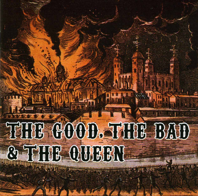 The Good The Bad Amp The Queen Album Info