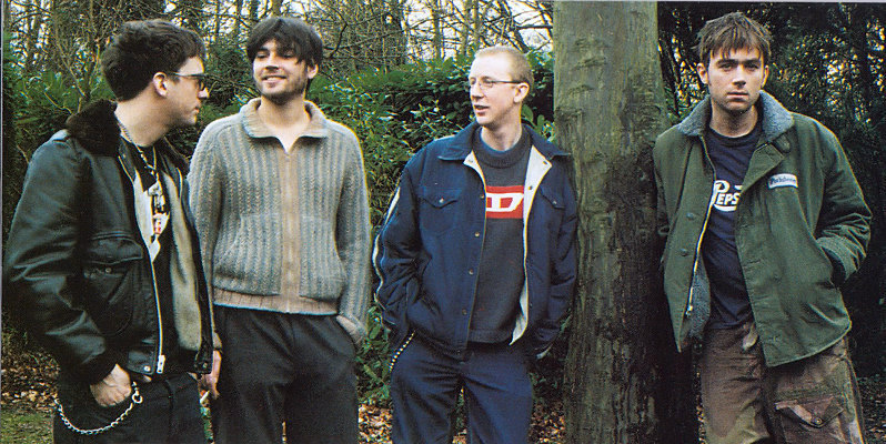 blur group pictures 1990s