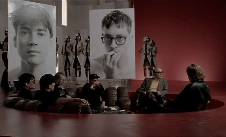 Blur Music Is My Radar Promo Video Pictures